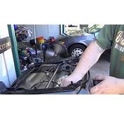 1998 Toyota Camry Seat Track Replacement  YouTube