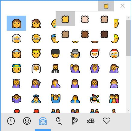 tutorial emoji keyboard entering emoji on hardware keyboard with emoji panel in