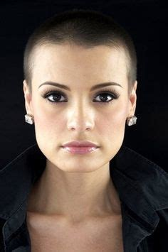 pixie woo work makeup short hair beauty every buzz cut should have one agree