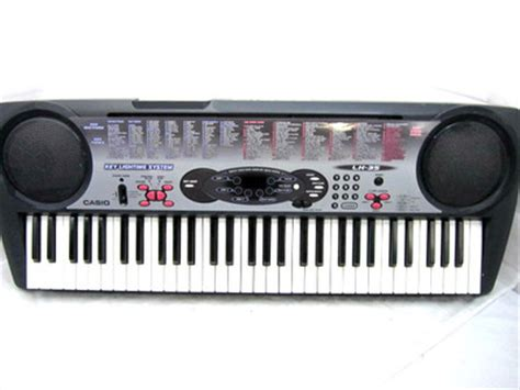 Keyboard Casio Lk 35 casio casio lk 35 61 key lighted electric 100 voice 50