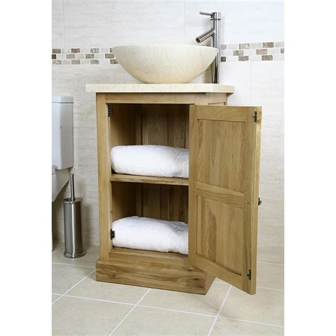 solid oak vanity units for bathrooms solid mobel oak and marble bathroom vanity unit best