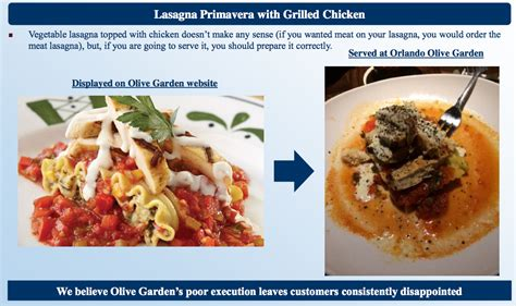 olive garden website olive garden food looks nothing like it does in menu pictures hedge fund report claims