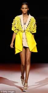 african designer lanre da silva ajayi takes a runway