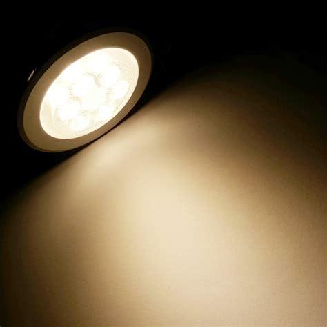 led leuchten shop 3er set led einbauleuchten eek a 510lm 230v 9w m 246 bel