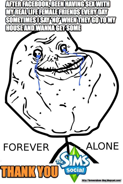 Forever Alone Meme Origin - image 166606 forever alone know your meme