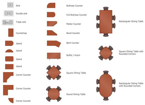 elements ang layout plan floor plans solution conceptdraw com