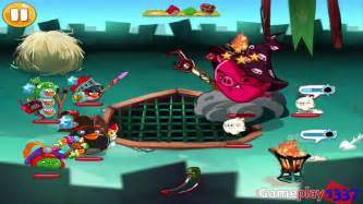 angry birds epic wiz pig castle final walkthrough iphone ipad android 133