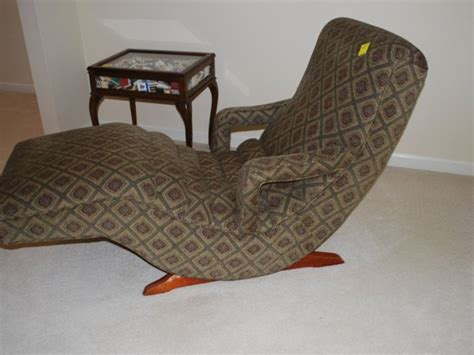 chaise rocker corbusier chaise lounge rocker
