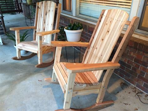 Cedar Rocking Chairs by Cedar Rocking Chairs Atlanta Woodworking