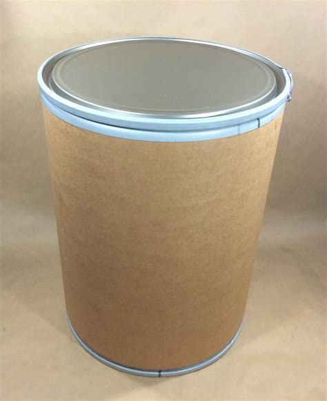 fiber drums manufactured  greif fiber drums