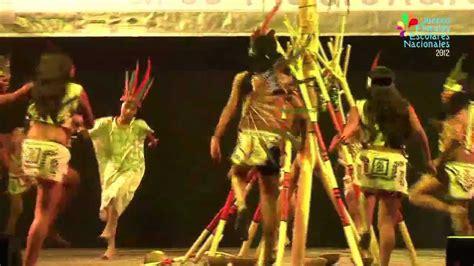 el baile de las 8491290125 danza del aguaje youtube