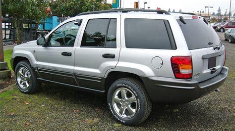 2004 Jeep Grand Columbia Edition Jeep Grand Wj Columbia Edition