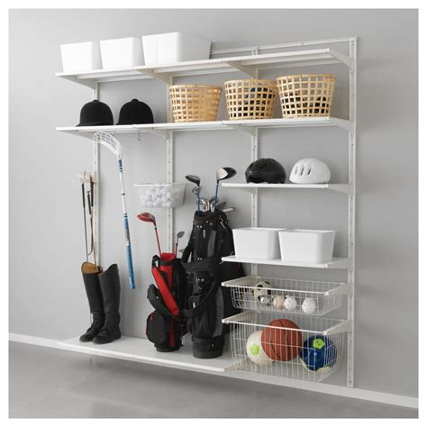 ikea garage shelving 17 best ideas about ikea garage on pinterest murs du