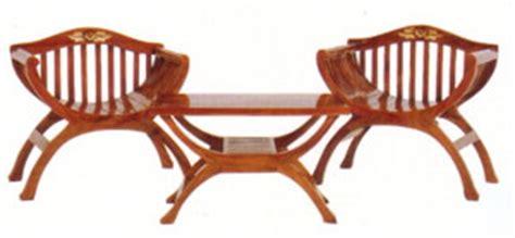 Kursi Yuyu Panjang kursi taman minimalis besi murah