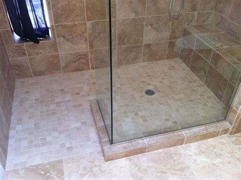 how to change bathtub to shower master bathroom tub shower conversion before and after