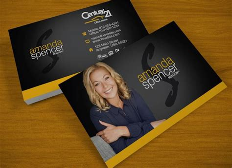 real estate business card design templates realtor business cards business cards for real estate agents