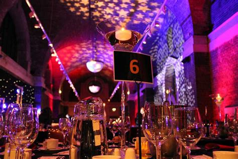 design event liverpool gala dinner production stagetex audio visual