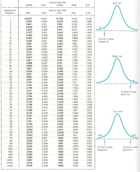 t critical value table solved finding critical r values the critical r values of