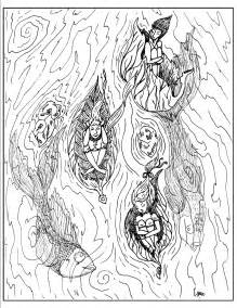 fantasy coloring pages s mac s place to be