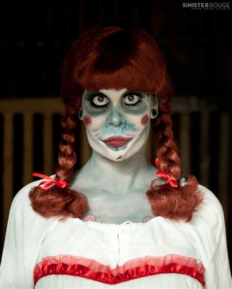 haunted doll rogue 30 best make up costume images on