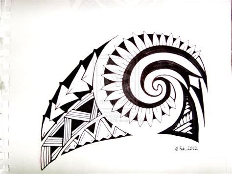 female polynesian tattoo designs tribal designs for on hip images
