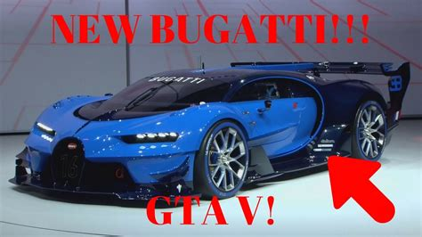 New Bugati by New Bugatti Gta V