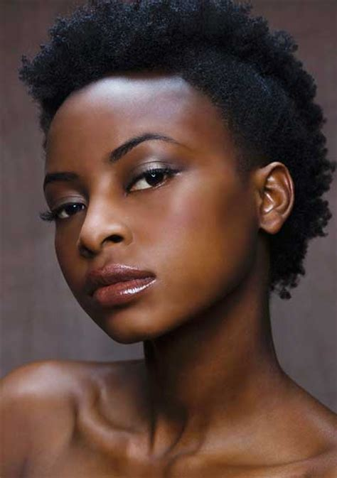thick mohawk hairstyles 25 best short hairstyles for black women 2014 short