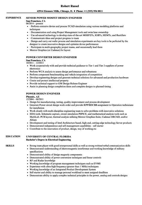 transmission line design engineer sle resume sale