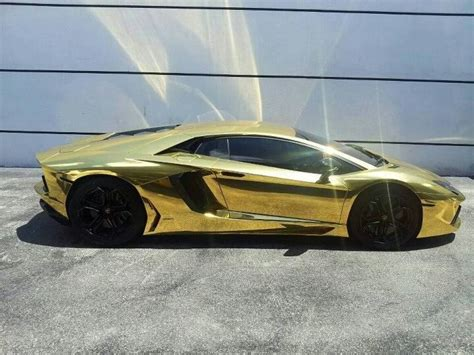 cool golden cars gold lamborghini cars pinterest