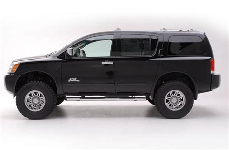 custom lifted nissan armada nissan armada lifted reviews prices ratings with