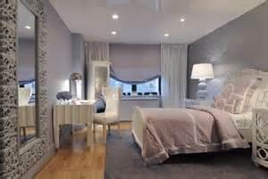 Wonderful Chambre Gris Et Rose #4: Style-art-deco-chambre-coucher ...