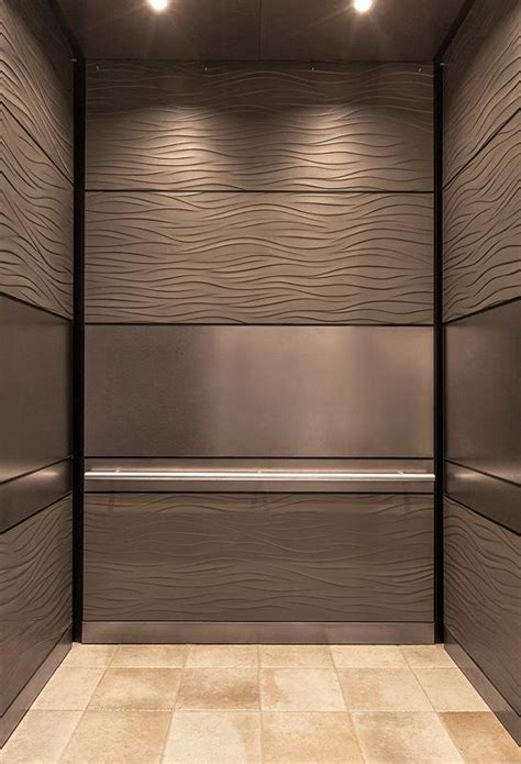 Interior Panels levele 104 elevator interiors architectural forms surfaces