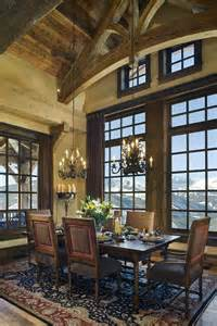 Rustic Dining Room by Rustic Dining Room Home Sweet Home Pinterest