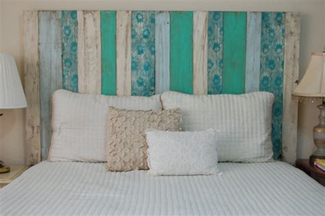 Hanging A Headboard On The Wall by Barn Walls Headboard Serenity Mix Colors Hang On The