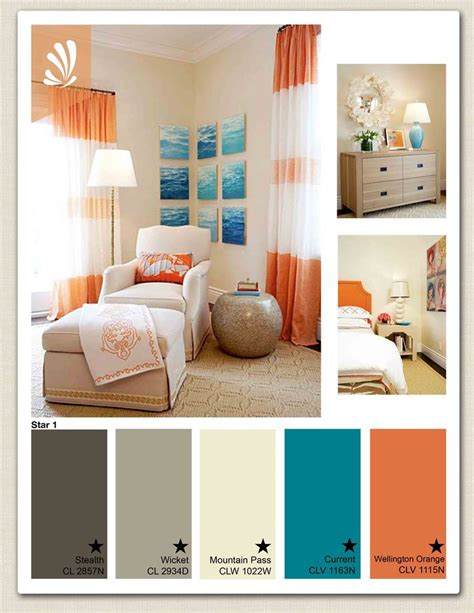 teal and orange bedroom ideas 17 best images about coastal color inspiration navy teal