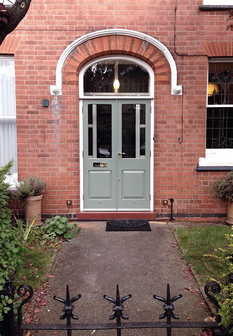 victorian double doors  english doors