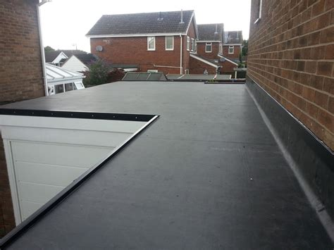 firestone epdm rubber roofing in leicester
