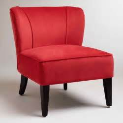 Red Accent Chair » Home Design 2017
