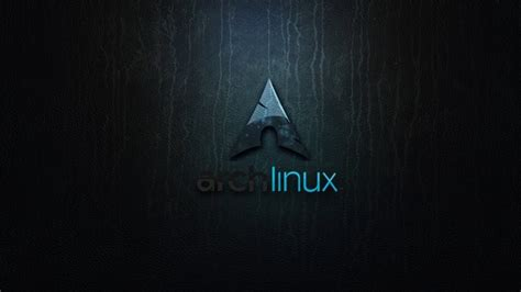 Arch Linux Black W arch linux wallpapers 1680x1050 30 38 kb