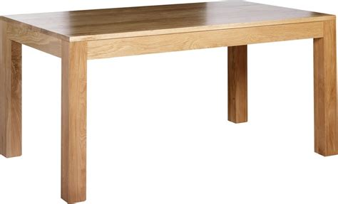 cuba solid oak dining table oak furniture solutions