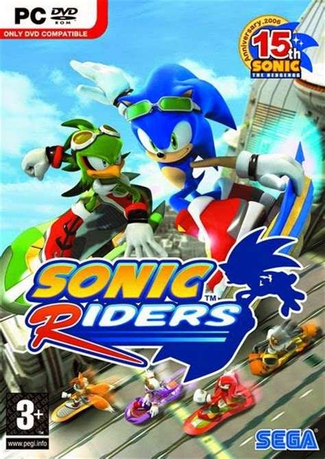 full version films download sonic rider full pc game free the ultimate