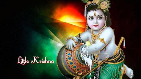 hd wallpapers for laptop of lord krishna 1920x1080 lord krishna baby wallpaper full size download