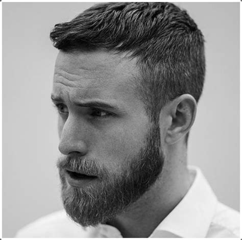 good hairstyles to go with a beard 40 must copying hairstyles for men with beard