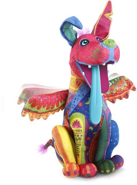 coco toys disney pixar coco figure talking dog alebrije toys quot r quot us