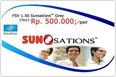New Lensa Essilor Crizal Photochromic Kacamata Berubah Gelap Kena essilor sunsations 1 56