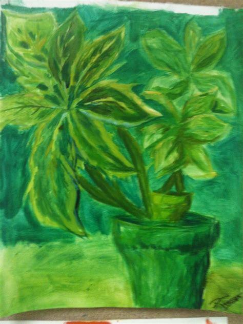 color scheme painting drew s blog painting 2 analogous color scheme still life
