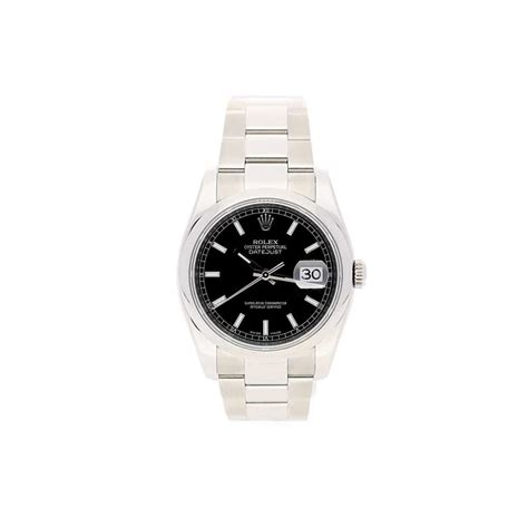 Rolex Date Just 4734 second mens rolex datejust 116200