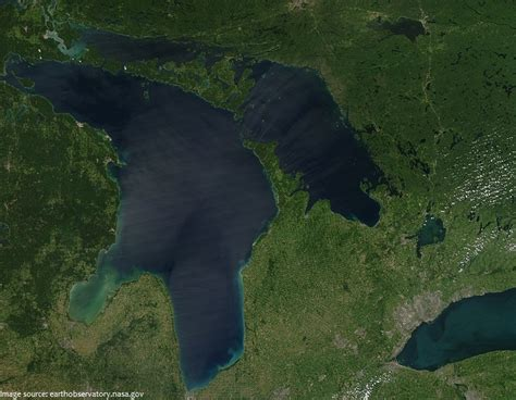 80 Square Meters interesting facts about lake huron just fun facts