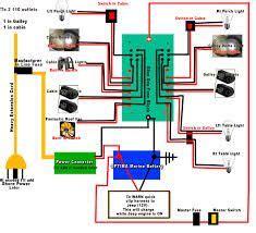 image result   camper trailer wiring diagram camper restoration pinterest rv