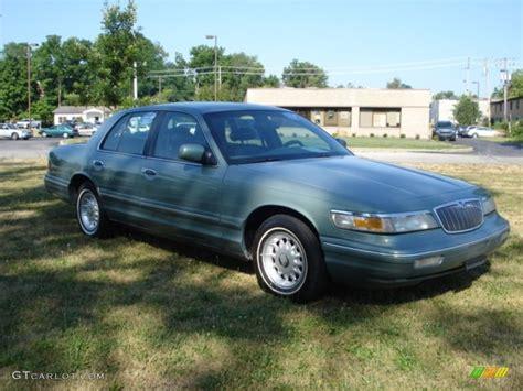 Vermont Ls 1997 vermont green metallic mercury grand marquis ls 66882780 gtcarlot car color galleries